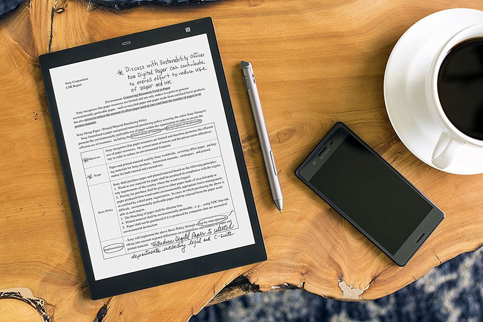 Sony 10″ Digital Paper