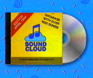 SoundCloud in the '90s