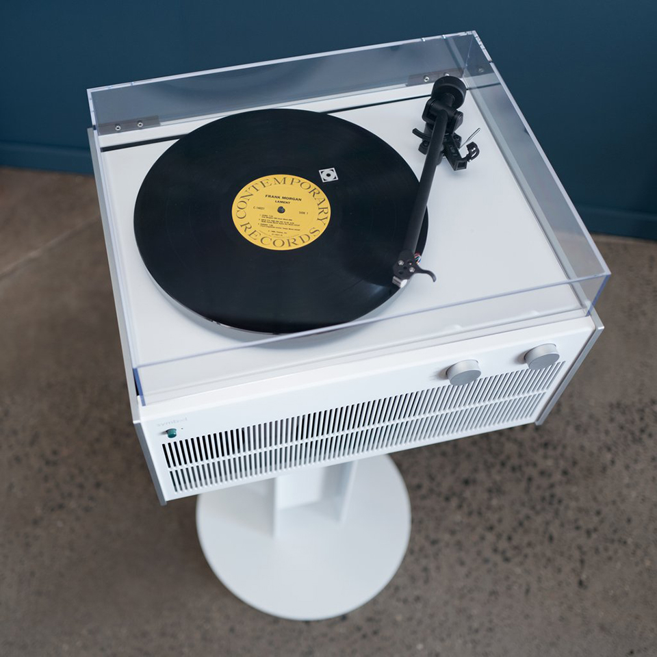 Modern Record Player