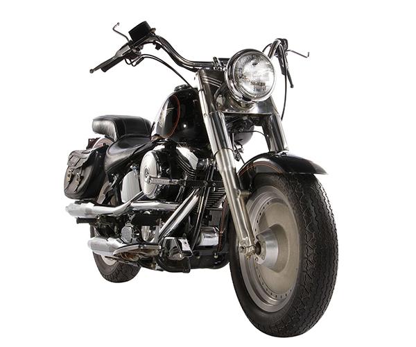 Terminator 2 Harley-Davidson Fat Boy