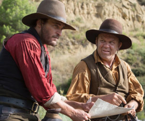 The Sisters Brothers (Trailer)