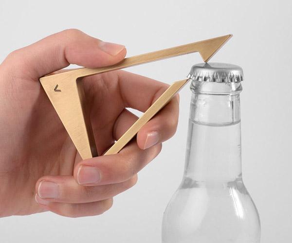 VAU Triangle Bottle Opener