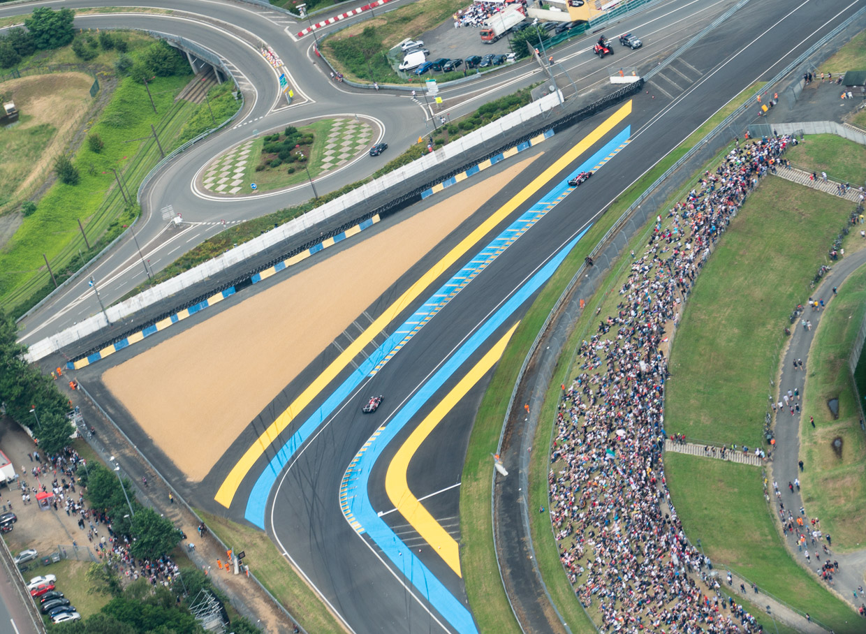 4 Days at the 24 Hours of Le Mans