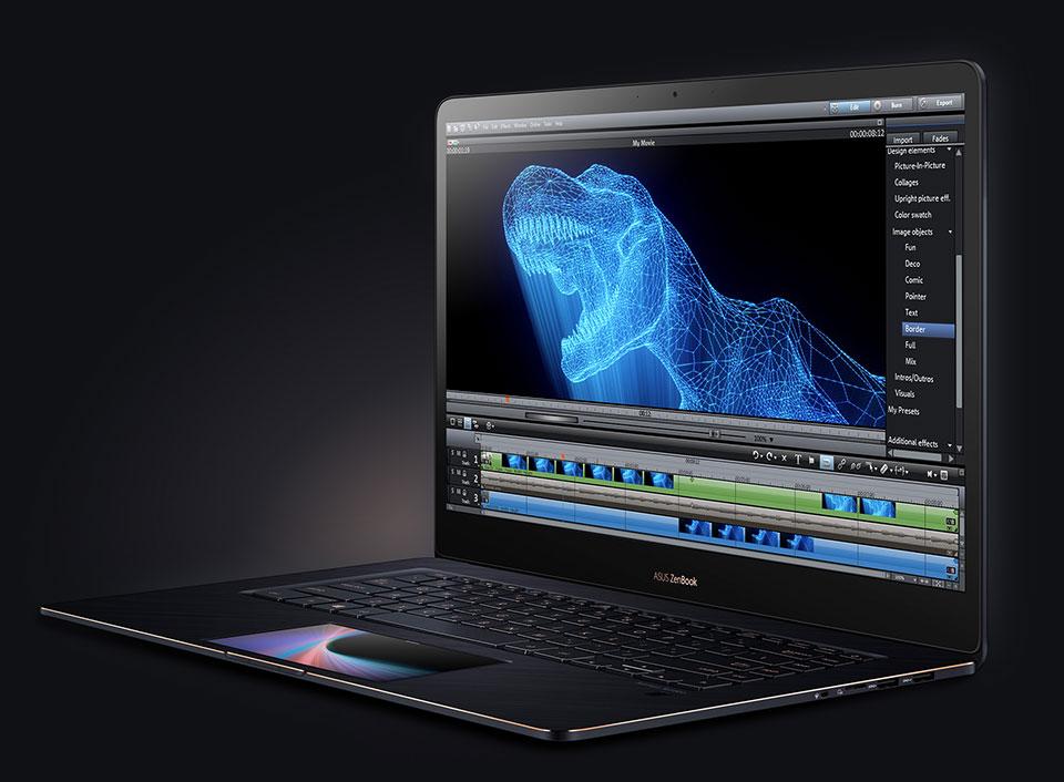 2018 ASUS ZenBook Pro 15