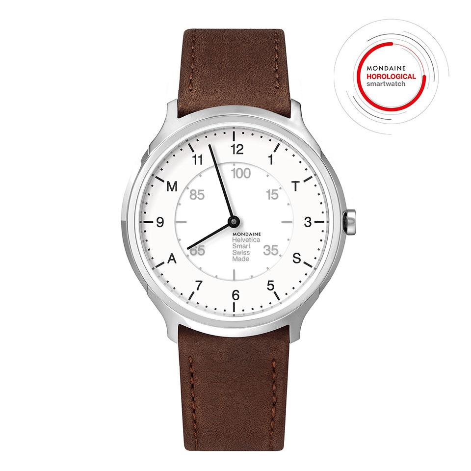2018 Mondaine Helvetica 1 Smartwatch