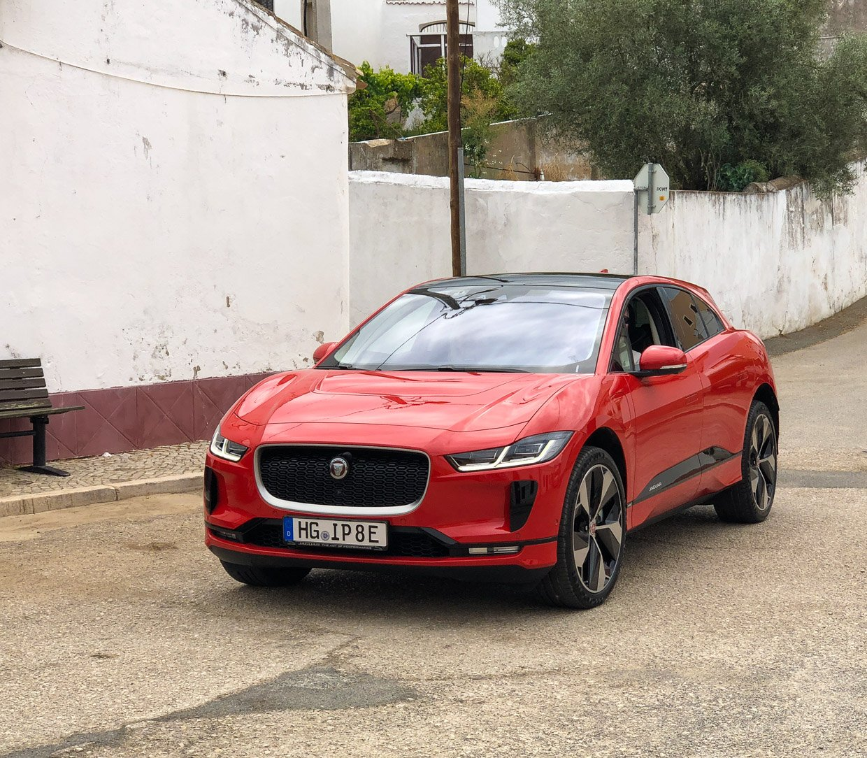 We Drove The 2019 Jaguar I-PACE, And It's A Game-changer