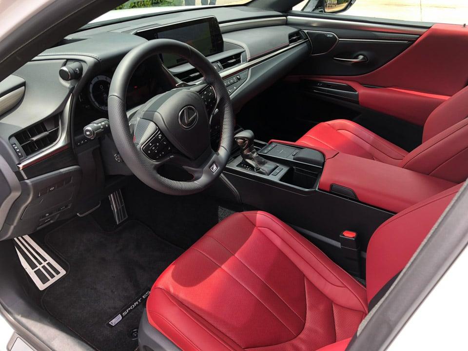 Driven: 2019 Lexus ES