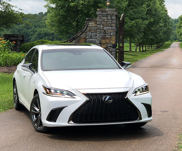 2020 Lexus RC F Track Edition Is A Carbon Fiber And Carbon
