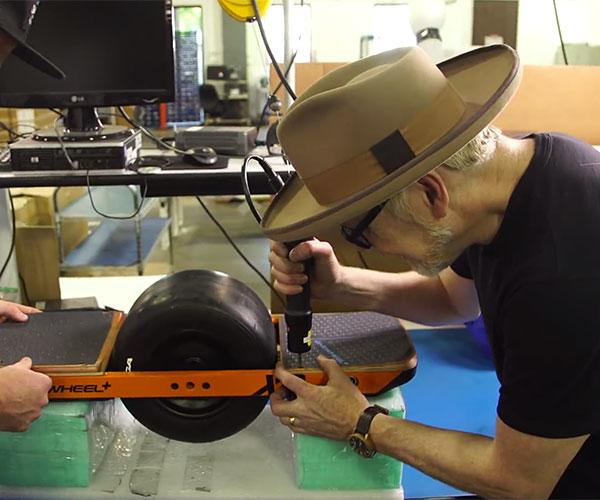 Building a Onewheel Skateboard
