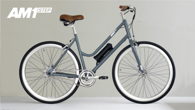 AM1 Electric Pedal Assist Bicycle