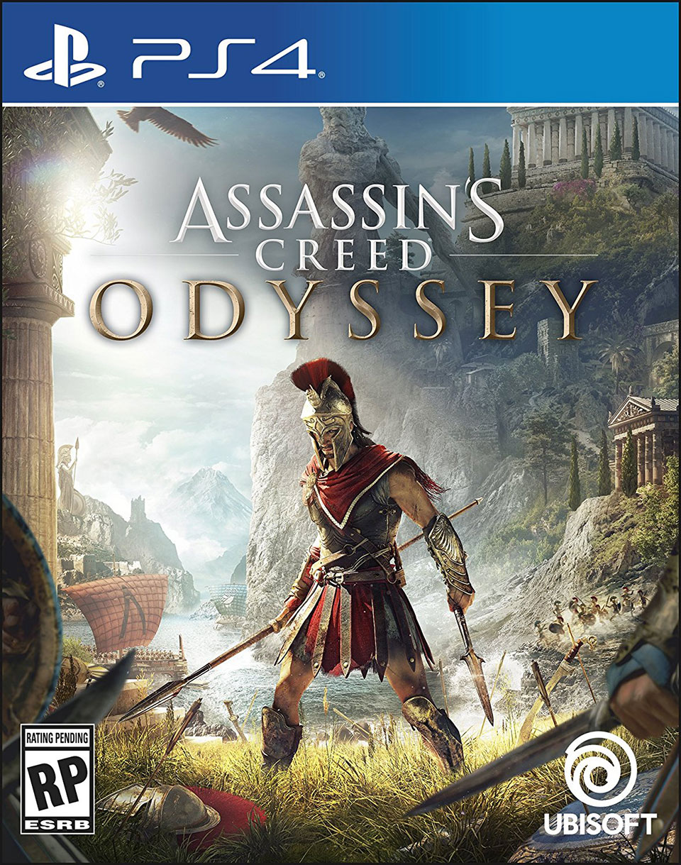 Trailer Game Assassins Creed Odyssey