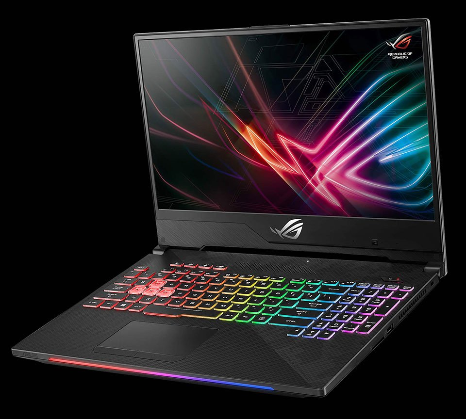 ASUS Strix Scar II Gaming Laptop