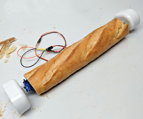 The Baguette Bot