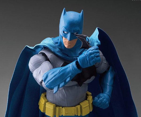 BvS Batman Comic Color Action Figure