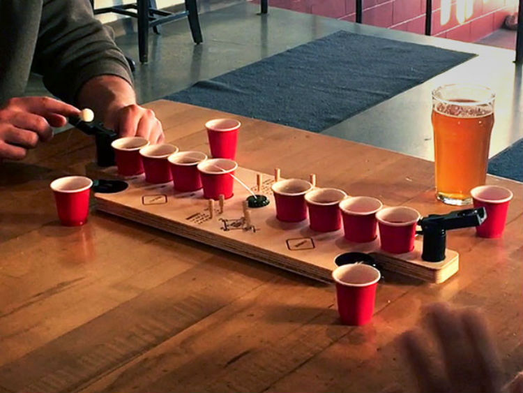 Deal: Beer Pong Baseball Game