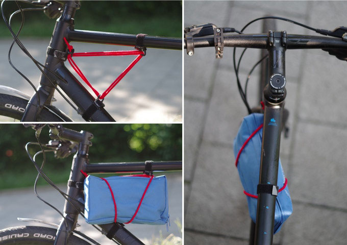 Carryyygum Bicycle Rack