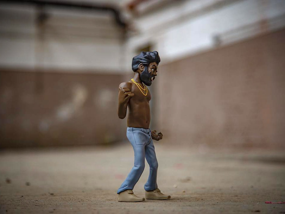 This Is America Figure