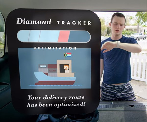 Diamond Tracker