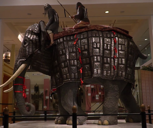Armored Elephants