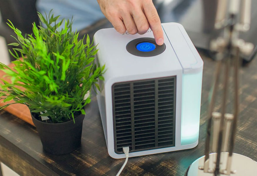 Deal: evaLIGHT Air Conditioner
