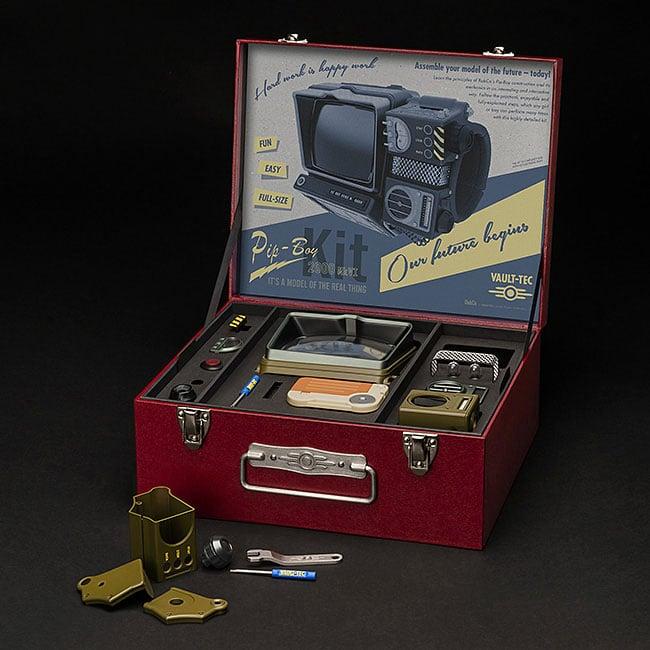 Fallout 76 Pip-Boy Construction Kit