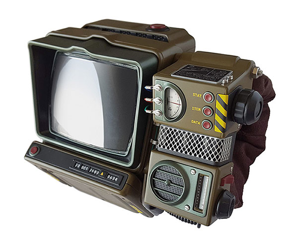 Fallout 76 Pip-Boy Construction Kit