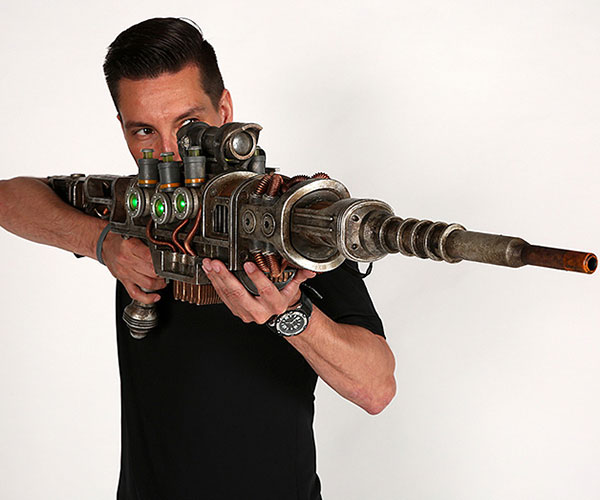 Fallout Plasma Rifle Replica