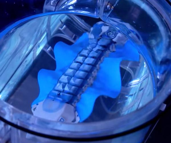 Festo BionicFinWave Robot