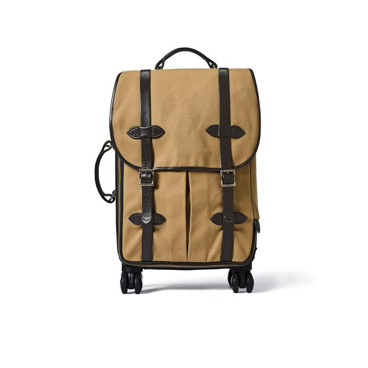 Filson Twill Rolling Carry-on Bag