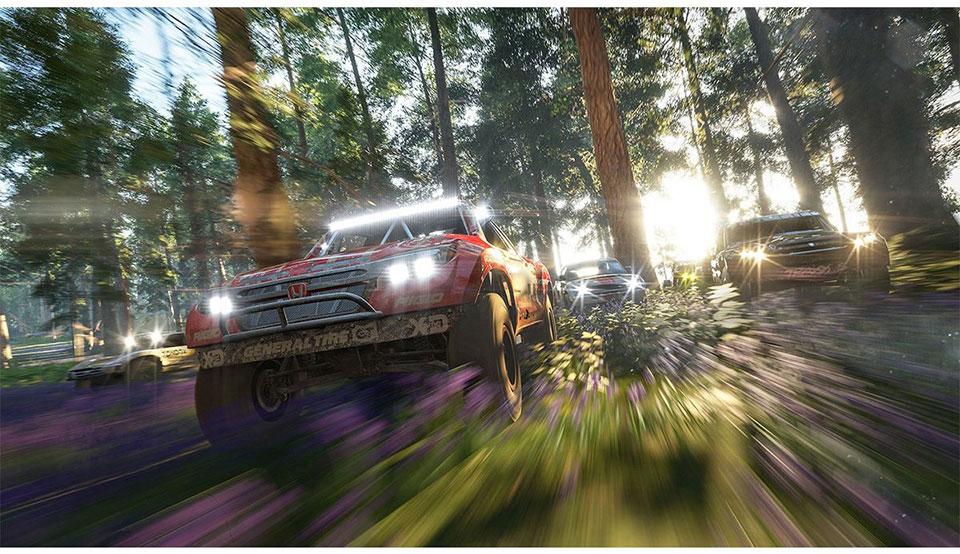Forza Horizon 4 (Trailer)