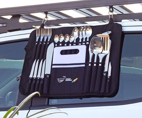 Camp Kitchen Utensil Set