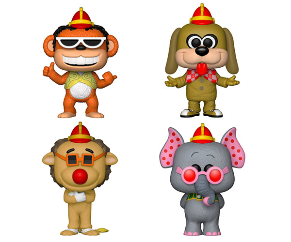 Funko POP! x Banana Splits