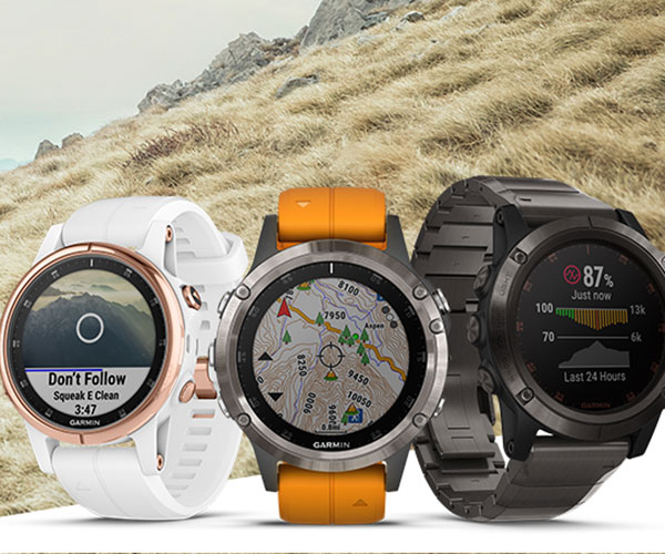 Garmin Fenix 5 Plus Smartwatch