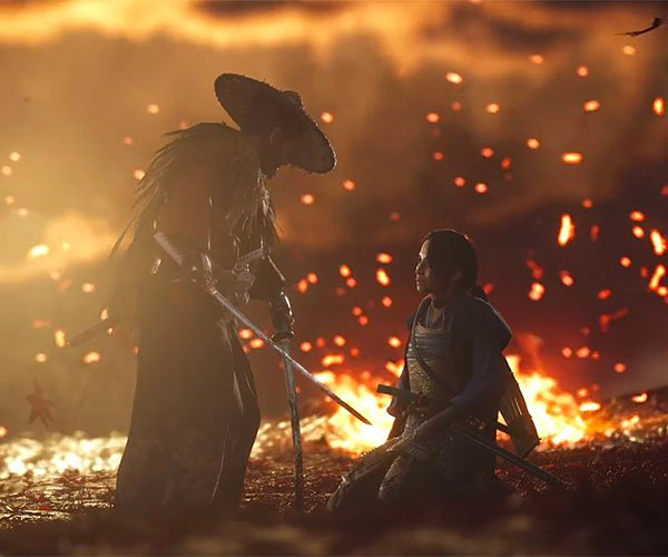 Ghost of Tsushima (Gameplay)