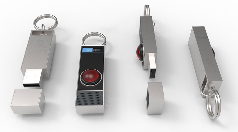 HAL 9000 USB Flash Drive