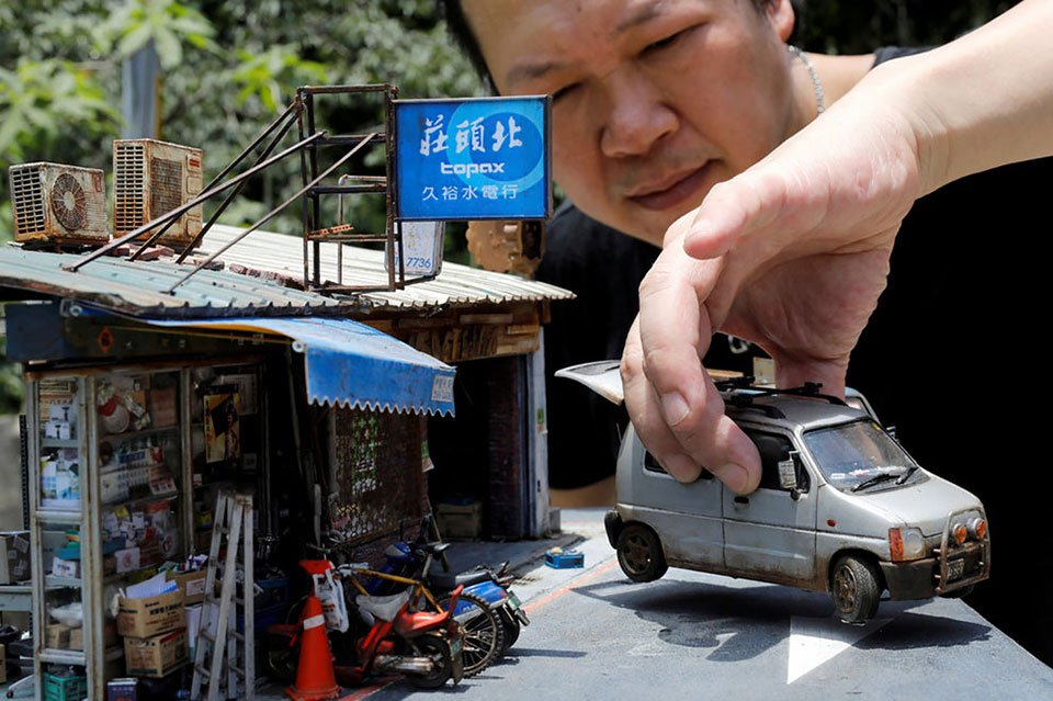 Hank Cheng's Dioramas