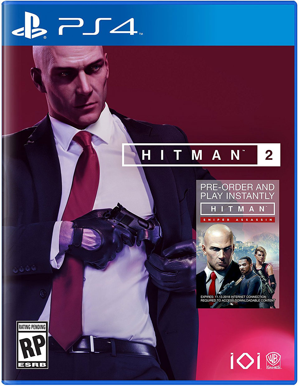 Trailer Game Hitman 2