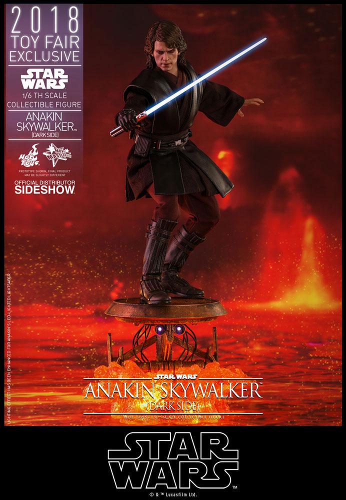 Anakin Skywalker Dark Side Figure