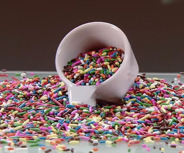 How Cake Sprinkles Are Made