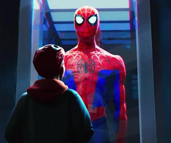 Into the Spider-Verse (Trailer)