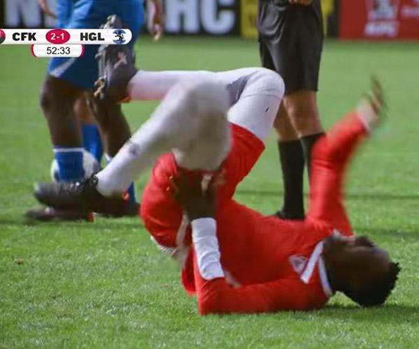 KFC: Football Dive