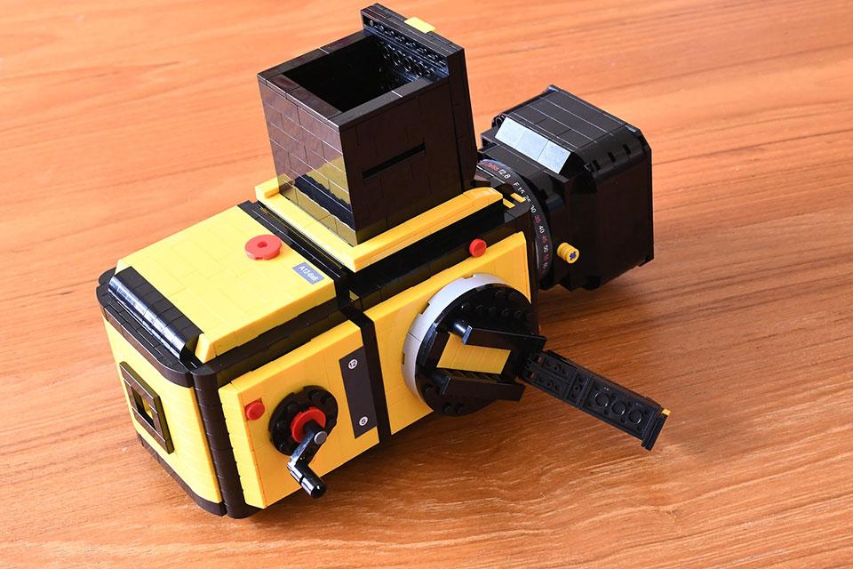 LEGO Hasselblad Camera Concept