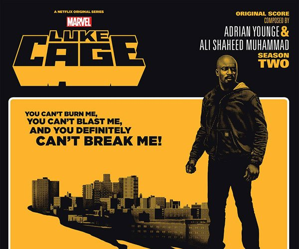 Luke Cage Season 2 OST