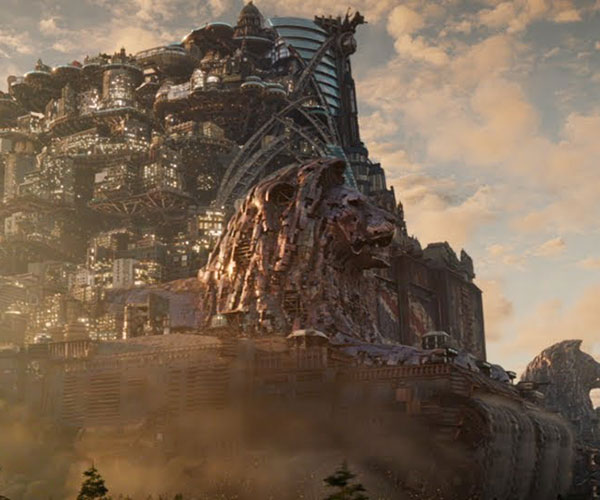 Mortal Engines (Trailer)