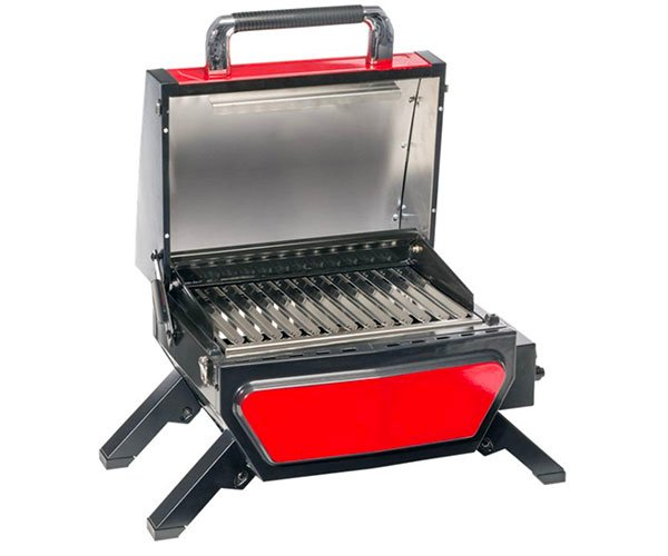 Mr. Steak 1-Burner Portable Grill