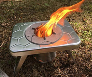 nCamp Portable Wood Stove