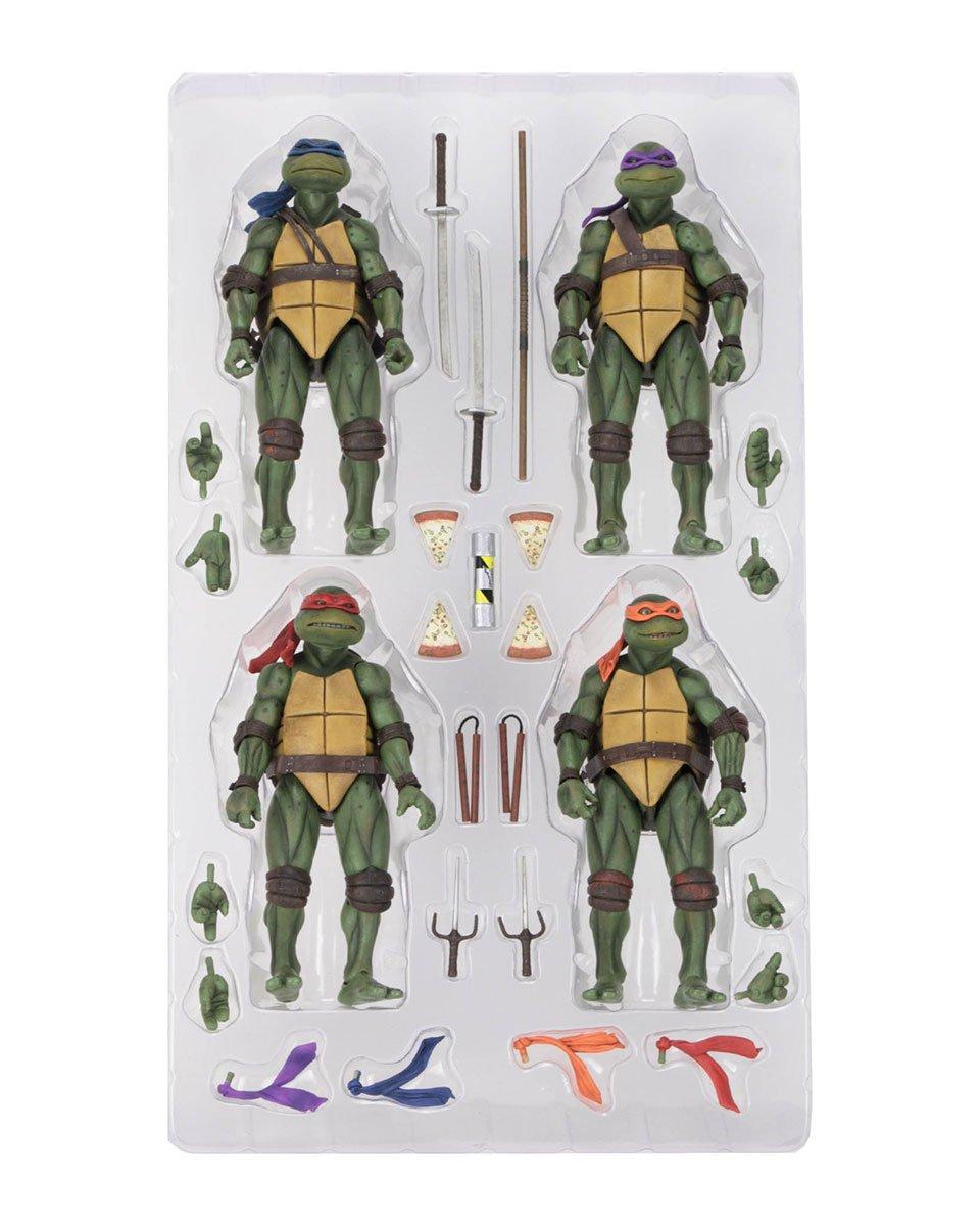 NECA TMNT 7″ Box Set