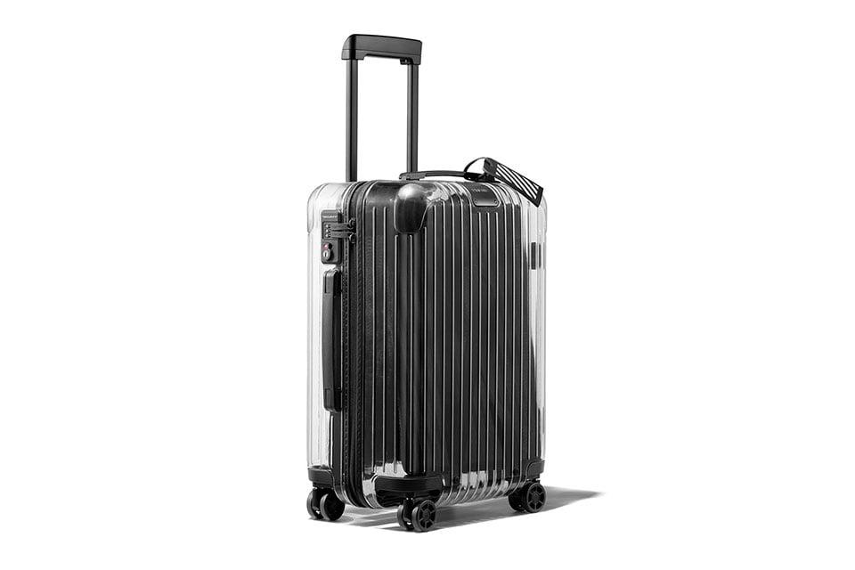 Off-White x Rimowa Essential Luggage