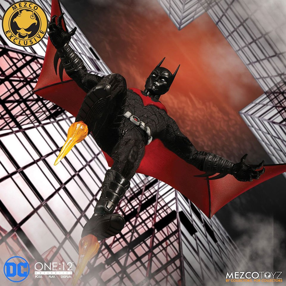 One:12 Collective Batman Beyond Figure