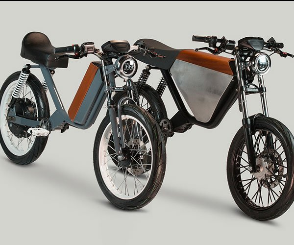 Onyx Electric Mopeds